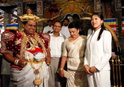Tsuguko, Shiranthi Rajapaksa, Nilanga Dela