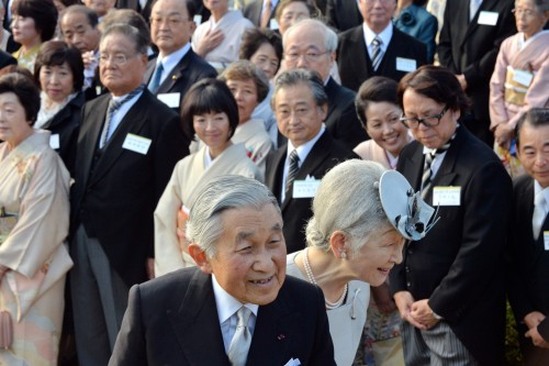 JAPAN-ROYALS