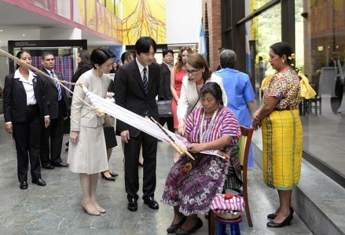 GUATEMALA-JAPAN-ROYALS